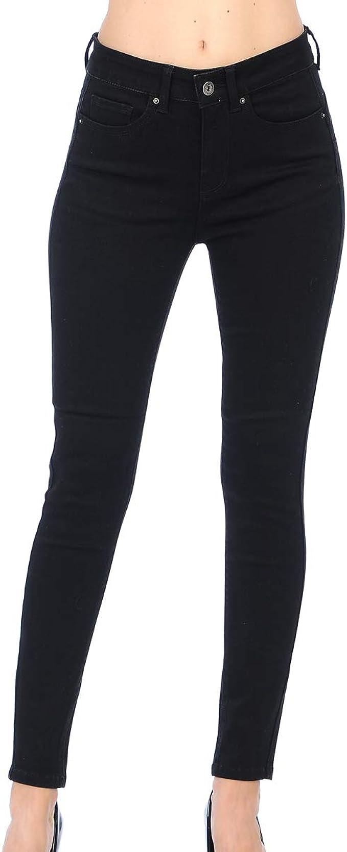 Amazon.com: Wax Jean Denim - Pantalones vaqueros para mujer ...