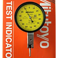 Mitutoyo 513-401-10E Dial Ti, conjunto básico, estándar, 0,14mm