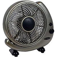 Soleus FT-25-A Table or Wall Fan, 10
