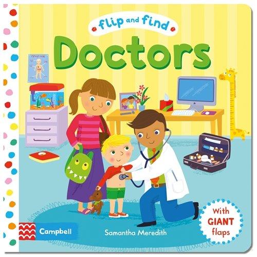 Read Online Doctors (Flip and Find) ebook