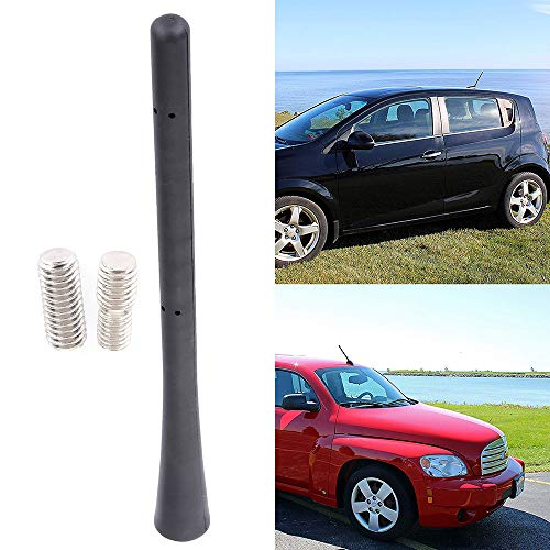 ECCPP Short Replacement Antenna - Compatible with 2004-2013 Cadillac SRX,2000-2005 Chevrolet Astro,2007-2013 Chevrolet Avalanche - 7