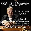 Mozart Complete Piano Sonatas VOL.4