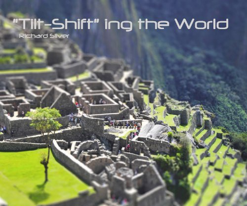 "Tilt-Shift, What type of photography is that? people always ask me. How do I make people look so small or why do I make people look so small, simple...WE ARE. From my series ""Tilt-Shift""ing the world you can see only a small piece of the world that I..."