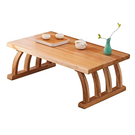 Mesas de café Mesa de té Tatami con Ventana salediza Mesa de ...