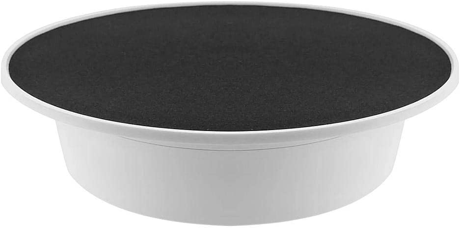 qianele - Tocadiscos eléctrico USB con Soporte Giratorio de 360 Grados