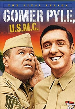 Amazon Com Gomer Pyle U S M C The Final Season Jim Nabors