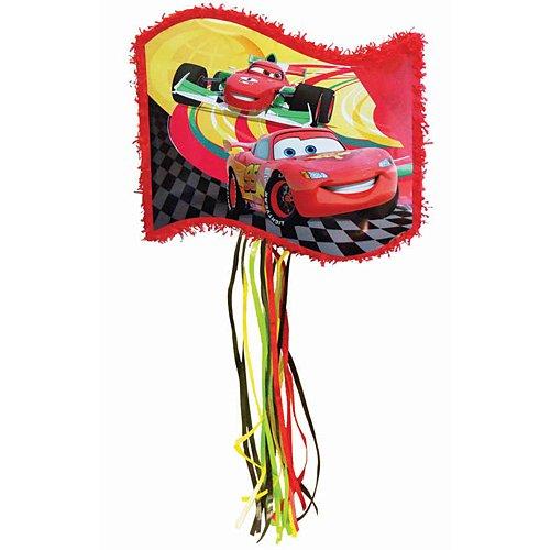 Disney Cars Flag Pinata (Lightning Mcqueen Pinata)