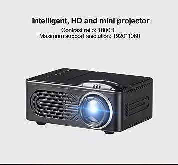 ... Visual projectorsupport 1080P TV HDMI exterior interior Movie Night, lector DVD, Smartphone, ordenador portátil, juego: Amazon.es: Oficina y papelería