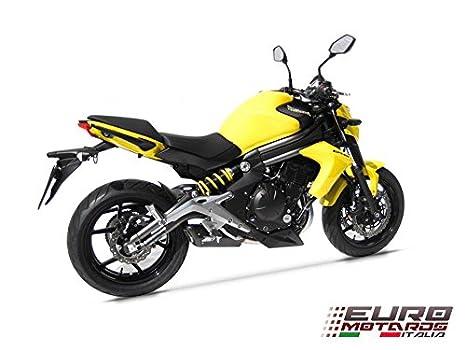 Kawasaki ER6 Ninja 650 ZARD sistema escape completo ...
