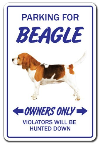 Home Decor Sign Beagle Gift Hound Gift Dogs Groomer Puppy Pup Sign Metal Sign for Outdoor Yard Safety Sign Aluminum Signs