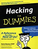 Hacking for Dummies®, Kevin Beaver and Stuart McClure, 076455784X