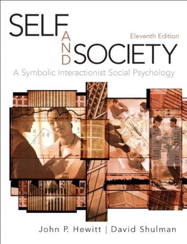 Self+Society:Symbolic Interactionist...