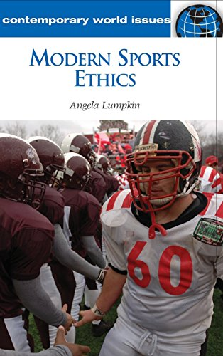 Modern Sports Ethics: A Reference Handbook (Contemporary World Issues)