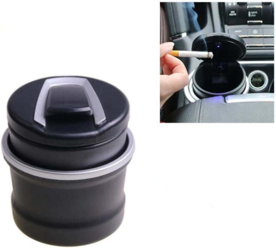 Car Ashtray Car Ash Tray Ashtray Storage Cup with LED for Mini Cooper R52 R53 R55 R56 R58 R59 R60 R61 Paceman Countryman Clubman Coupe Car Ashtray