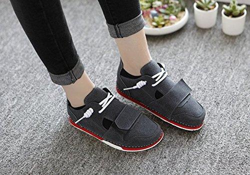 Yue Coreana Del La Veranoversión Mujer Zapatos Zwx De Feos