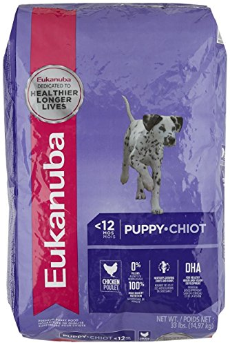 Eukanuba Puppy Growth Puppy Food 33 Pounds Healthy Growth Puppy Food