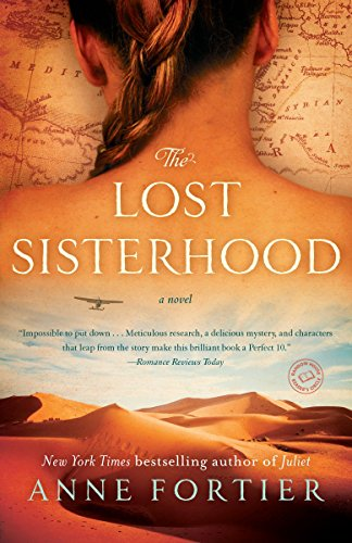 Book cover for The Lost Sisterhood