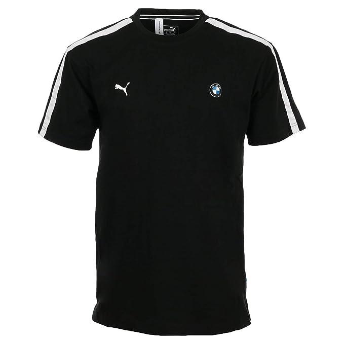 BMW Motorsport Life tee Black, S Camiseta, Negro, Small para ...