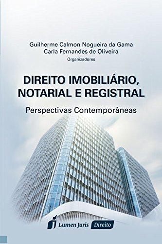 Direito Imobiliário, Notarial e Registral