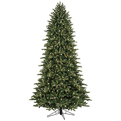 9 ft. Just Cut Ez Light Frasier LED Dual Color Christmas Tree