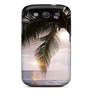 Happycases2005 ZBv25399LnVS Protective Cases For Galaxy S3(caribbean Sun)