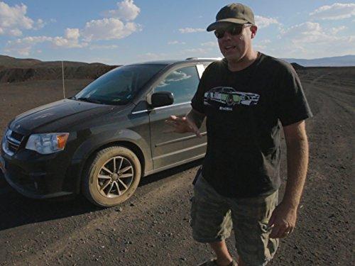 Dodge Caravan: Roadkill Thrash-Tested (Caravan Touring)