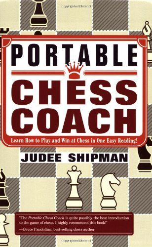 Download Portable Chess Coach: Learn How to Play and Win at Chess in One Easy Reading! pdf