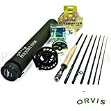 "Orvis Clearwater Frequent Flyer 5-weight 9'0"" Fly Rod Outfit"
