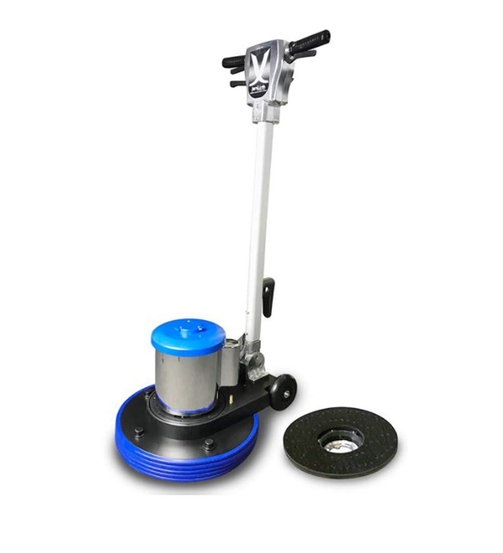 JL Rocksheen Low Speed Floor Buffer 17'' with Pad Holder 1.5 HP 175 RPM