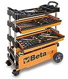 BETA Folding Tool Trolley Orange 27000201