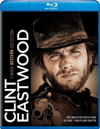 Clint Eastwood: 3-Movie Western Collection [Blu-ray] (Concho Collection)