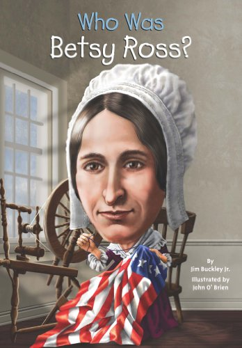 Who Was Betsy Ross? - Book  of the Who Was/Is...?