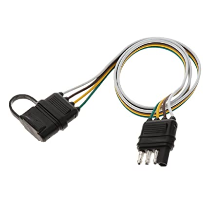 4 flat tires, 4 flat engine, 4 point wiring harness, 3 flat wiring harness, molded connector 6-way trailer harness, 4 flat wiring adapter, toyota sequoia 2001 2007 towing harness, 4 flat connector, 7 flat wiring harness, 4 flat mounting bracket, on 4 flat trailer wiring harness cover