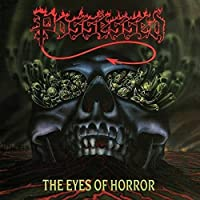 Eyes of Horror (Red Splatter) (Vinyl)