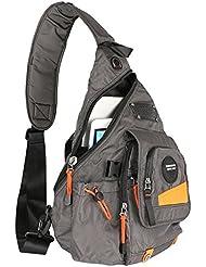 Innturt Large Sling Bag Backpack Pack 13 14 Laptop Bag Satchel School Travel