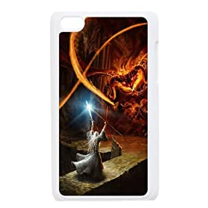 Ipod Touch 4 The Hobbit 3 Phone Back Case Art Print Design Hard Shell Protection HGF051978
