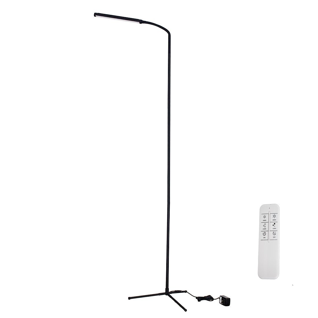 6 feet 12 level led remote and touch control adjustable for Floor lamp with touch control