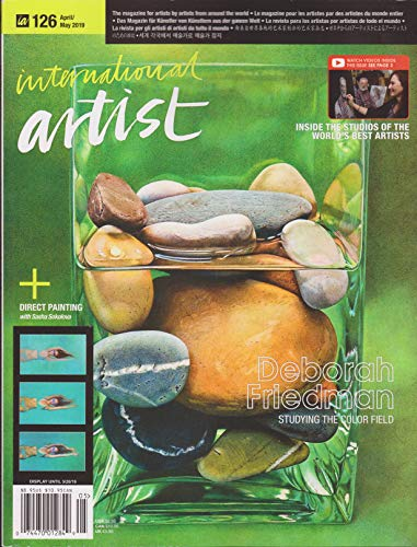 International Artist Magazine April May 2019 ()