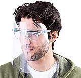 Safety Goggle Face Shield, Face Shields 10 Pcs