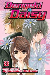 Dengeki Daisy, Vol. 8