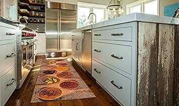 Tappeto cucina Tappetino cucina sottolavello resistente KITCH ...
