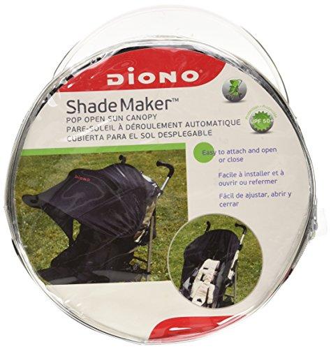 sc 1 st  Amazon.com & Amazon.com: Diono Shade Maker Canopy Black: Baby