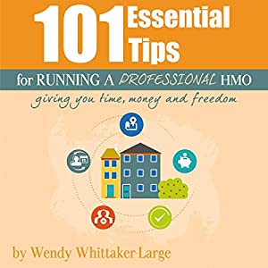101 Essential Tips for Running a Professional HMO Audiobook