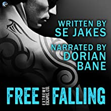Free Falling: Extreme Escapes, Ltd Audiobook by SE Jakes Narrated by Dorian Bane