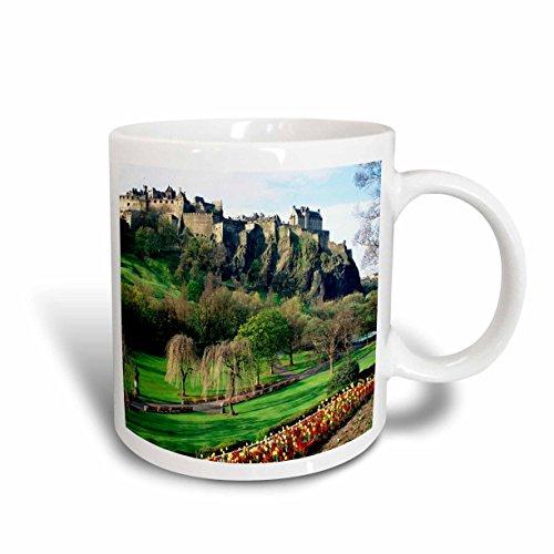 3dRose Castle in Edinburgh Scotland Ceramic Mug, - In Outlet Edinburgh