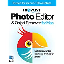 Movavi Photo Editor & Object Remover for Mac 4 Personal