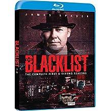 the blacklist - season 01-02 (12 blu-ray) box set blu_ray Italian Import