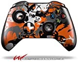 Halloween Ghosts – Decal Style Skin fits Microsoft XBOX One Wireless Controller (CONTROLLER NOT INCLUDED) Review