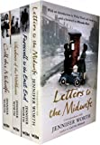Jennifer Worth Collection 4 Books Set (Call The Midwife, Shadows Of The Workhouse, Farewell To The East End, Letter To The Midwife)