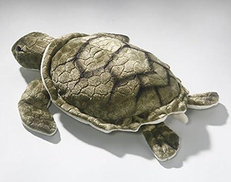 Carl Dick Tortuga, Tortuga Marina, Agua Tortuga de Peluche (Aprox. 31 cm 3323: Amazon.es: Juguetes y juegos